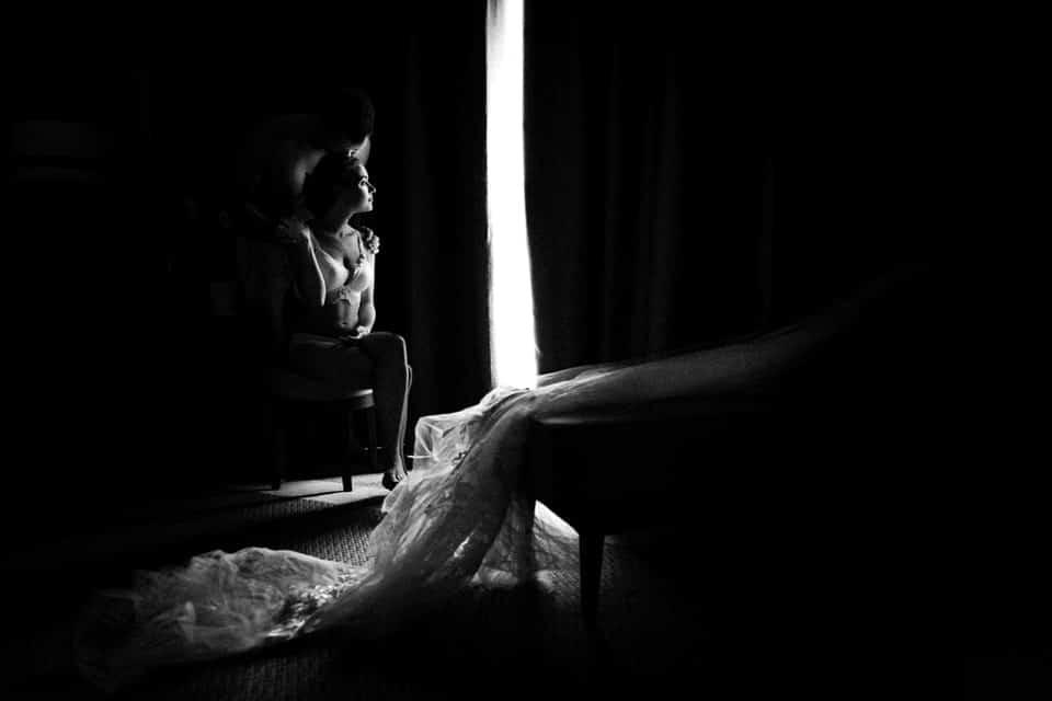 Mariage intime et haut de gamme à Deauville de Marine et Hugo par un photographe du Centre Val de Loire dans le Loiret