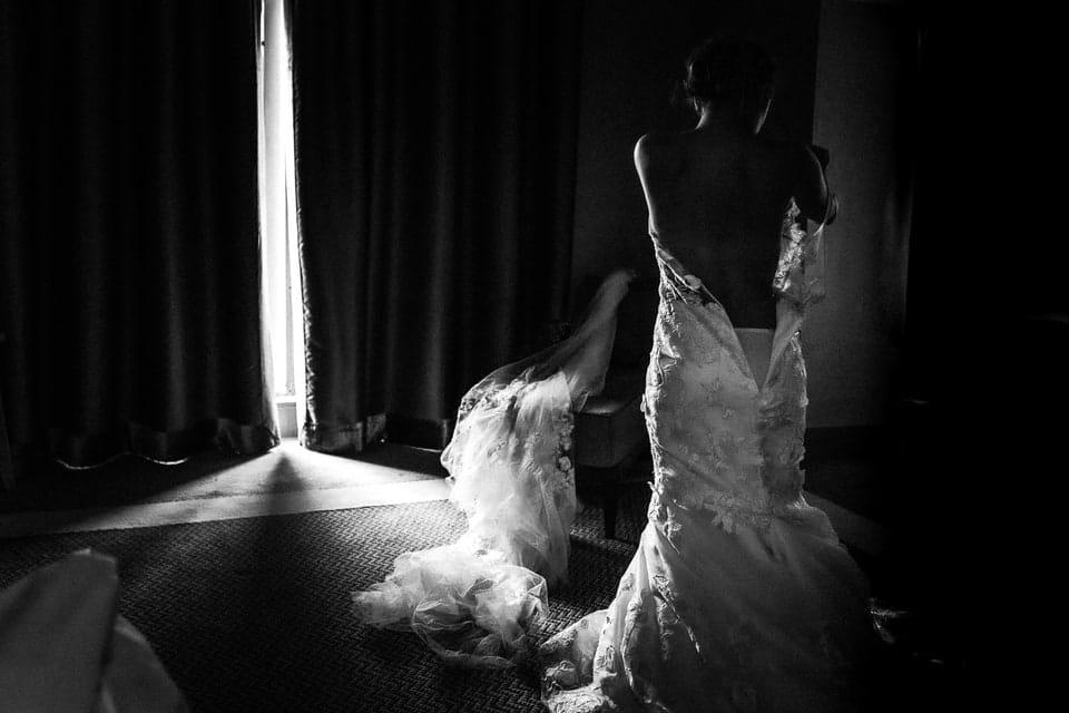 Mariage intime et haut de gamme à Deauville de Marine par un photographe du Centre Val de Loire dans le Loiret