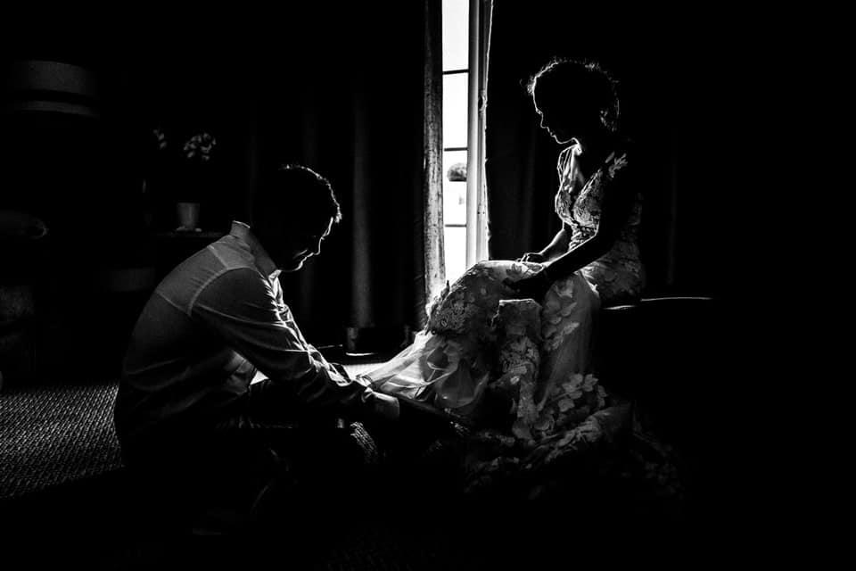 Mariage intime et haut de gamme à Deauville de Hugo par un photographe du Centre Val de Loire dans le Loiret