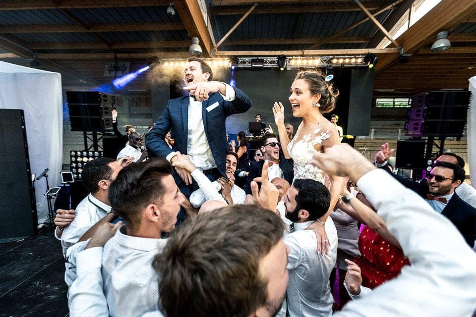 Mariage luxueux et haut de gamme à Deauville de Marine et Hugo par un photographe du Loiret à Nemours
