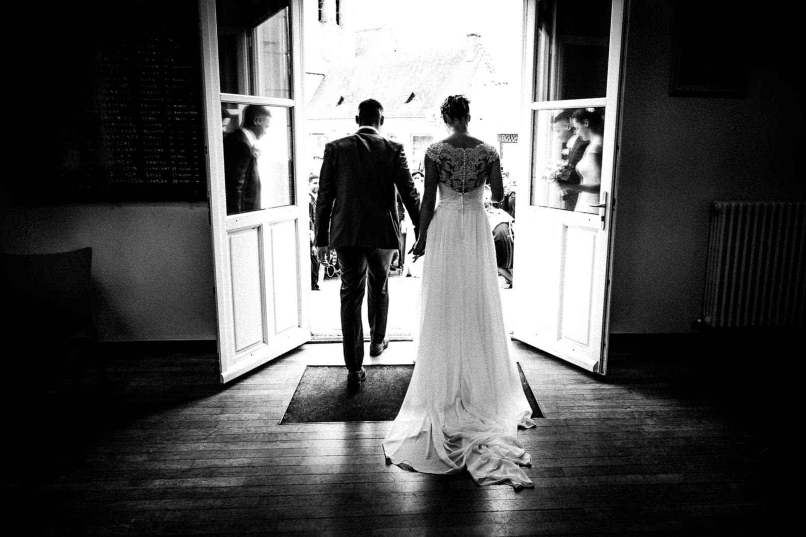 Mariage d'Ophélie et Christophe à Tours d'un photographe du Loiret de Lorris