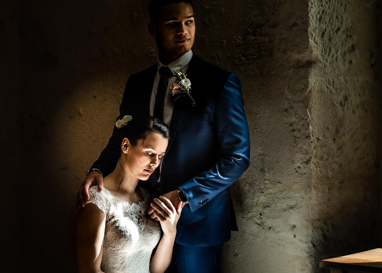 Mariage d'Ophélie et Christophe à Tours d'un photographe du Centre Val de Loire