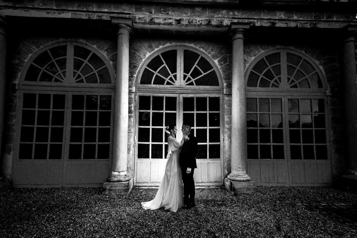 Mariage d'Ophélie et Christophe à Tours en Centre Val de Loire photo de couple
