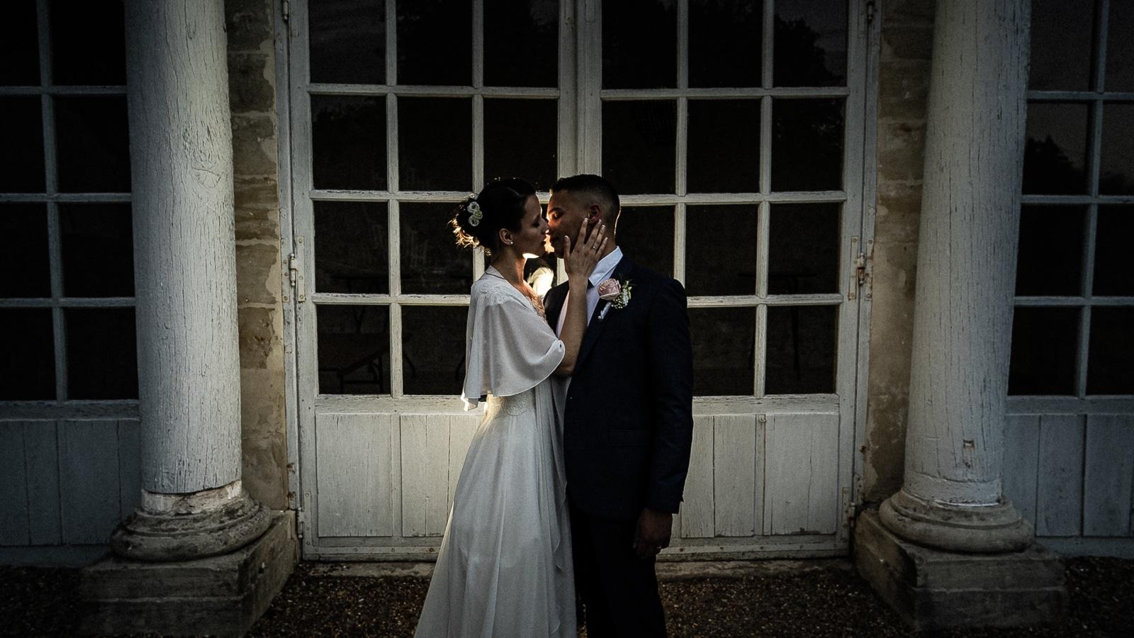 Mariage d'Ophélie et Christophe en Centre Val de Loire d'un photographe du Loiret
