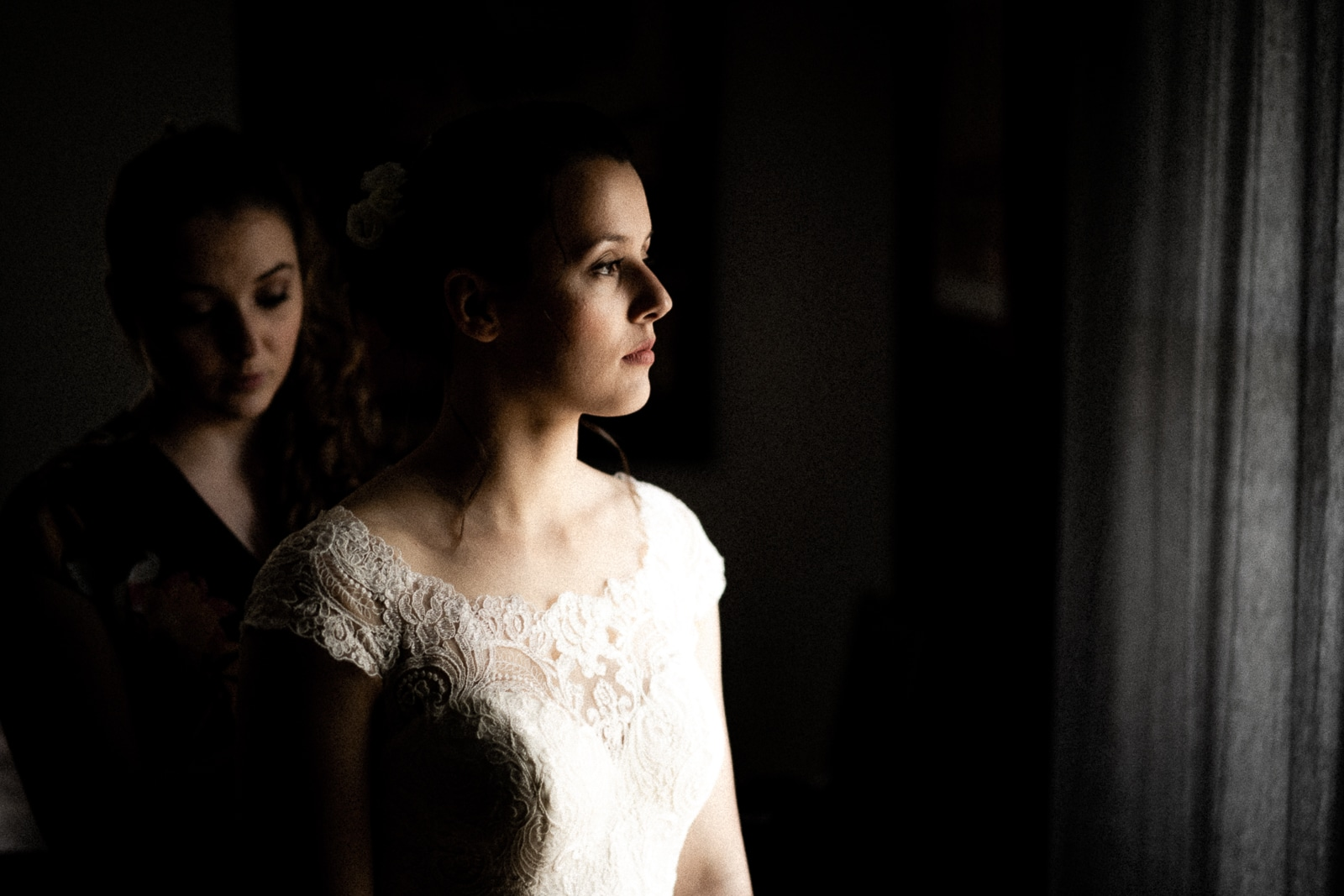 Mariage d'Ophélie et Christophe à Montargis d'un photojournaliste