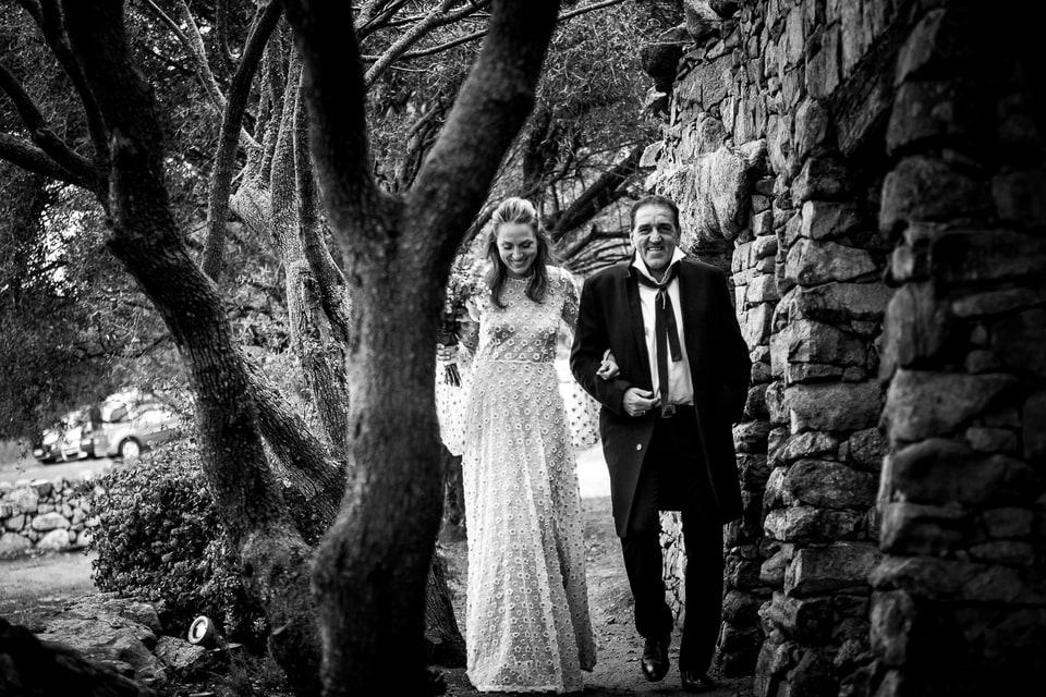 Mariage bohème chic au Domaine de Murtoli en Corse par un photographe de France du Loiret à Orléans et Gien