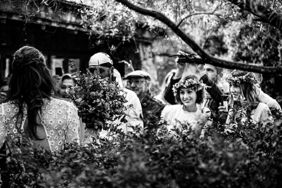 Mariage bohème chic au Domaine de Murtoli en Corse par un photographe de France du Loiret à Orléans et Montargis