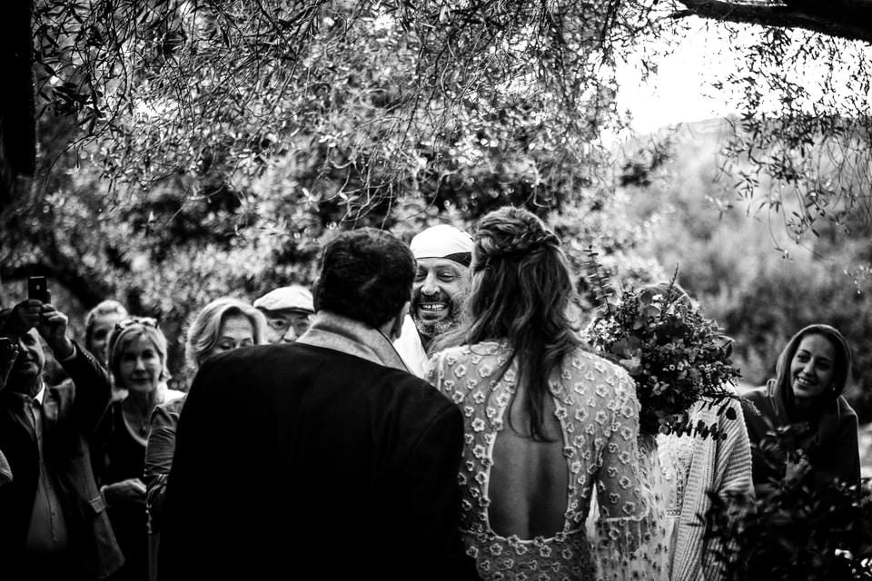 Mariage bohème chic au Domaine de Murtoli en Corse par un photographe de France du Loiret à Orléans et Paris