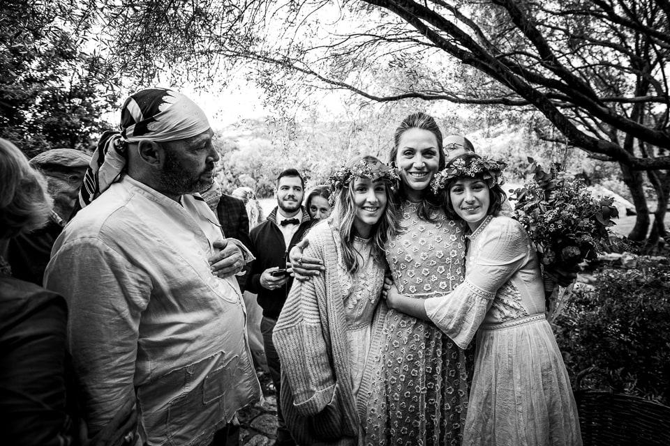 Mariage bohème chic au Domaine de Murtoli en Corse par un photographe de France du Loiret à Orléans et Nemours