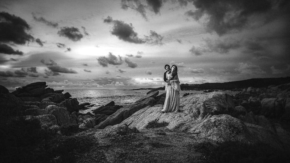 Mariage bohème chic Haut de gamme Corse au Domaine de Murtoli par un photographe de région Centre à Orléans et Blois dans le Loiret