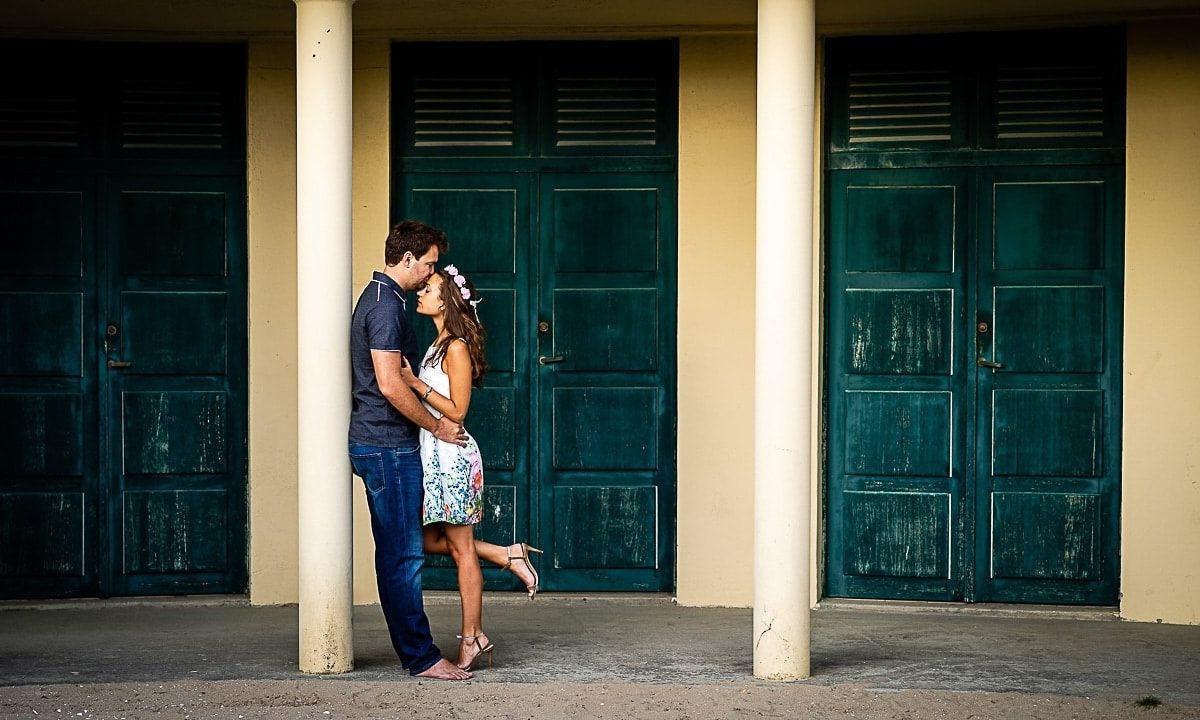 Save the date pour un Mariage à Deauville par un photographe luxe de la Région Centre Val de Loire à Orléans et Montargis dans le Loiret en France