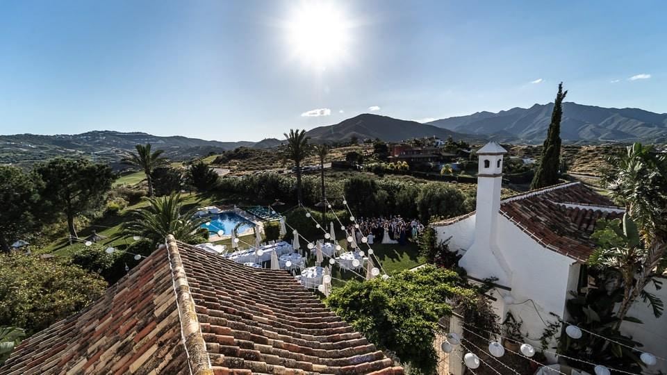 Mariage haut de gamme en Andalousie par un photographe du Loiret