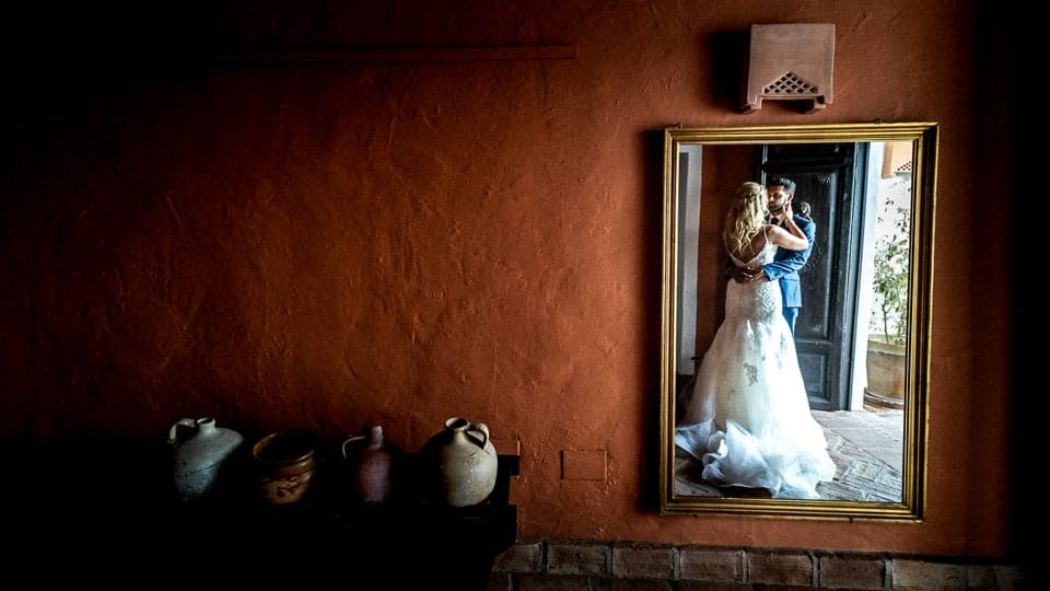 Mariage haut de gamme luxe par un photographe de France