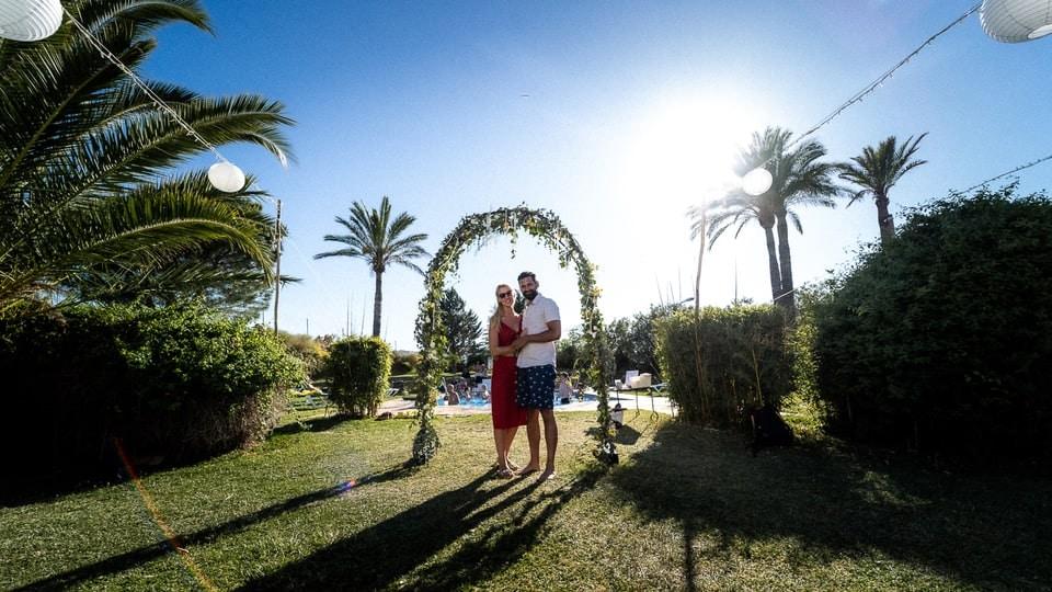 haut de gamme luxe de Anika et Didier par un photographe de mariage du Loiret