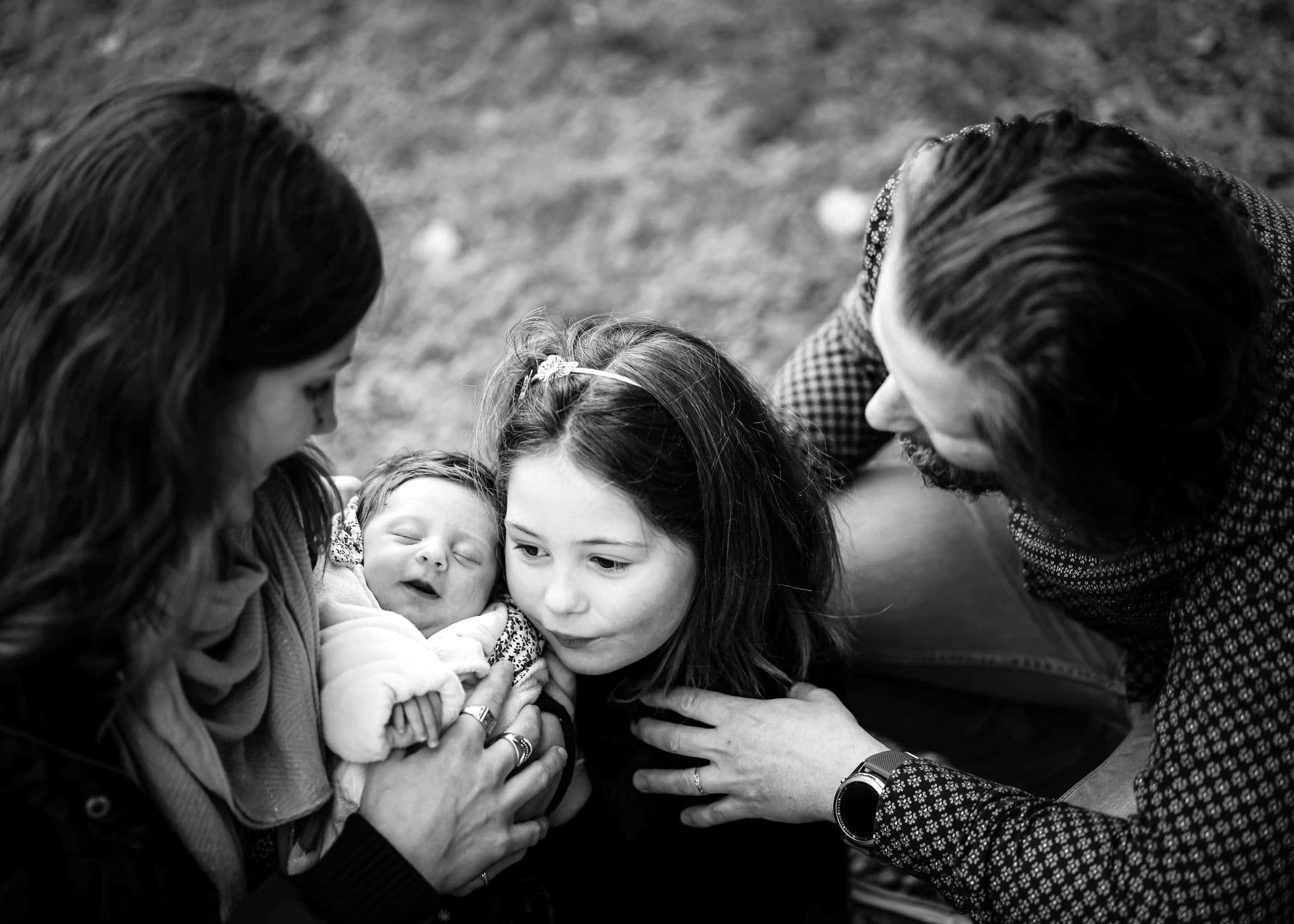 Photographe Loiret reportage famille Orléans Gien photos extérieur