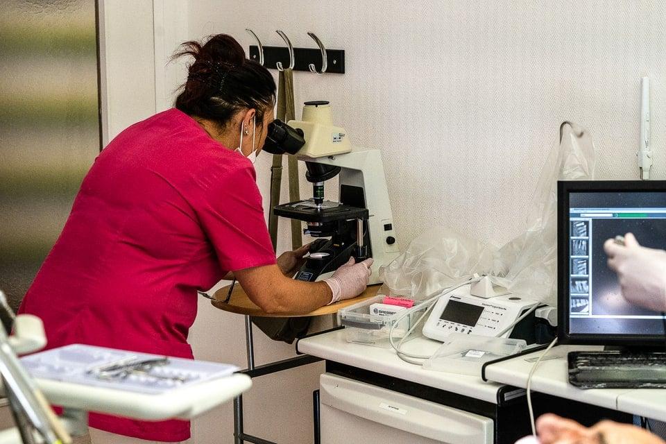 Photographe professionnel cabinet dentaire corporate Centre Val de Loire Loiret Orléans