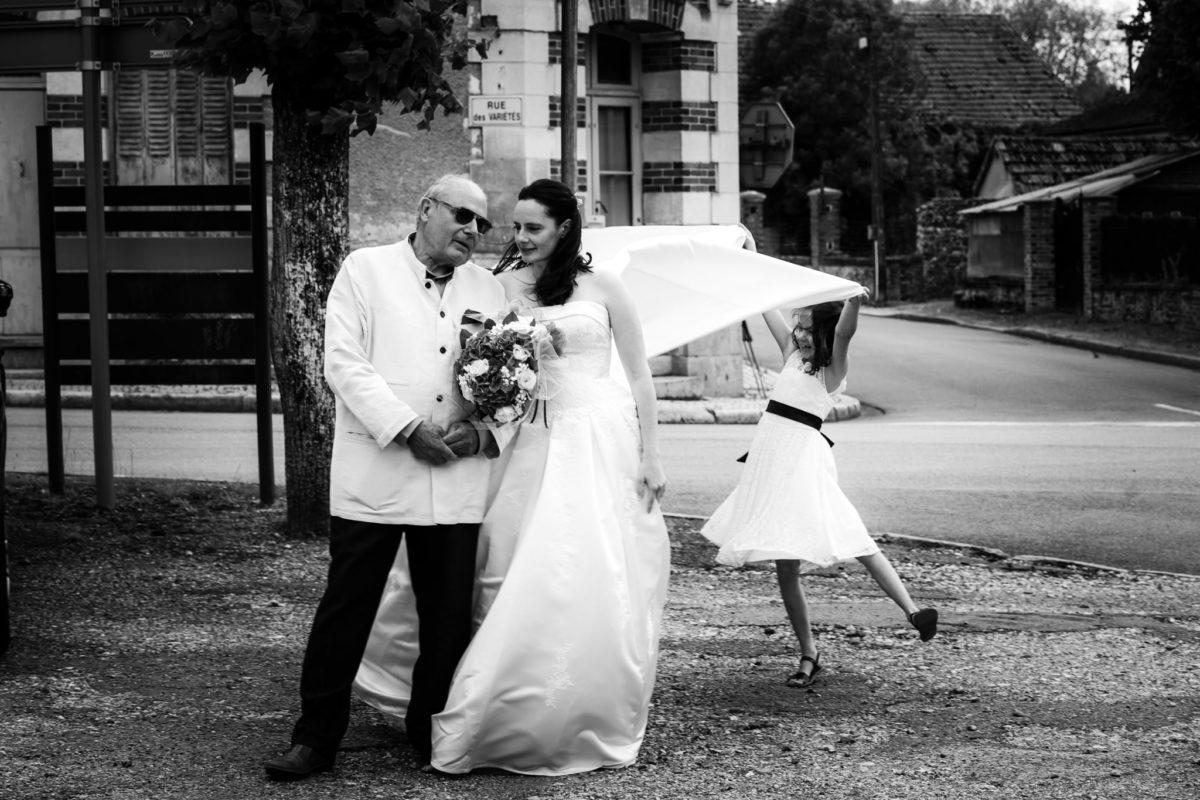 Photo-reportage mariage Loiret Orléans