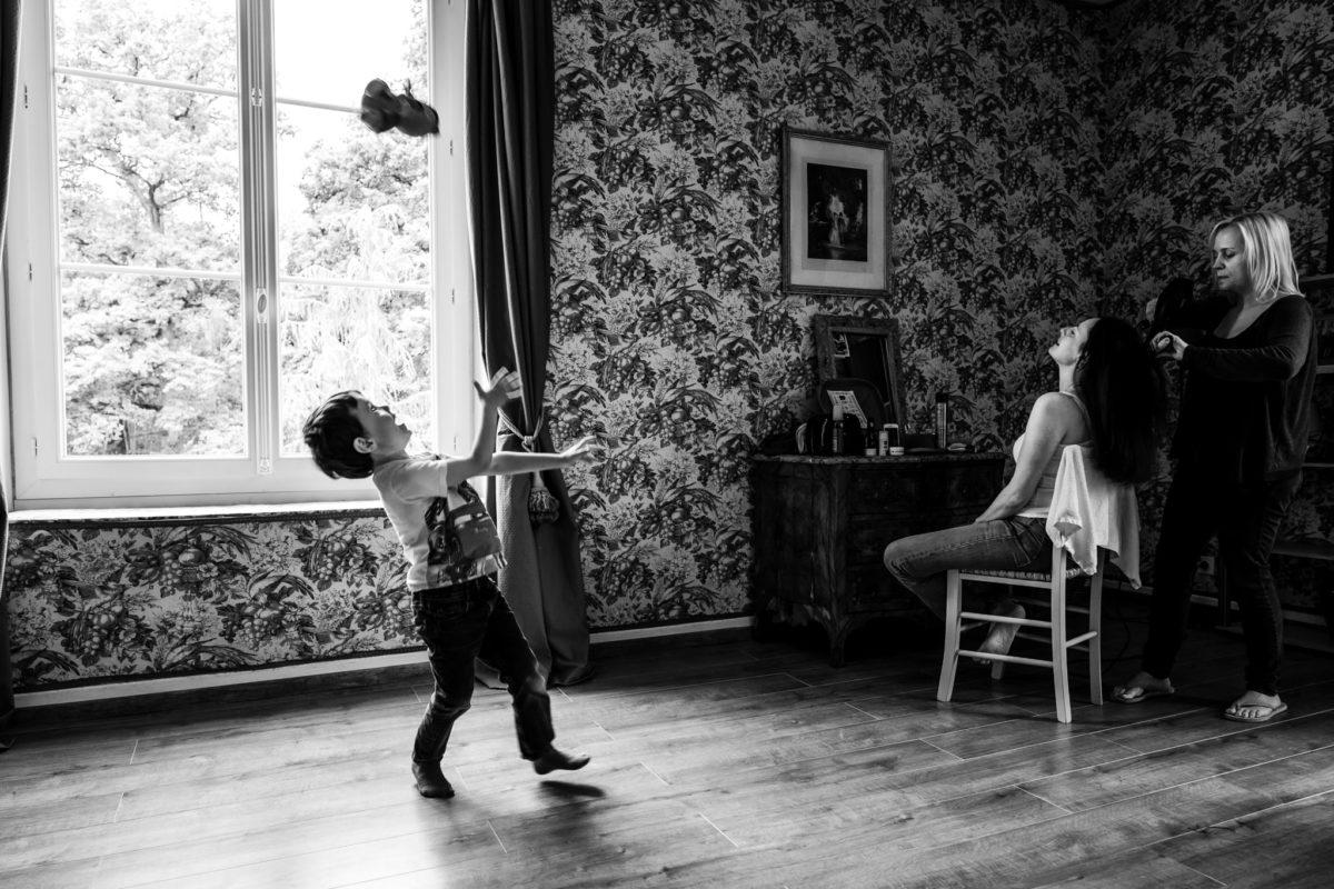 Photographe documentaire Photo-journalisme mariage Orléans Loiret