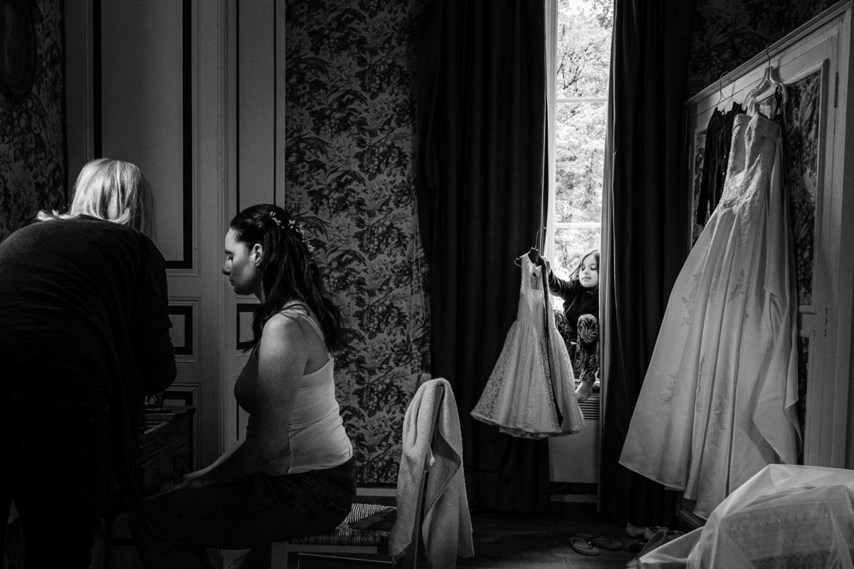 Photographe documentaire Photo-reportage mariage Loiret Orléans