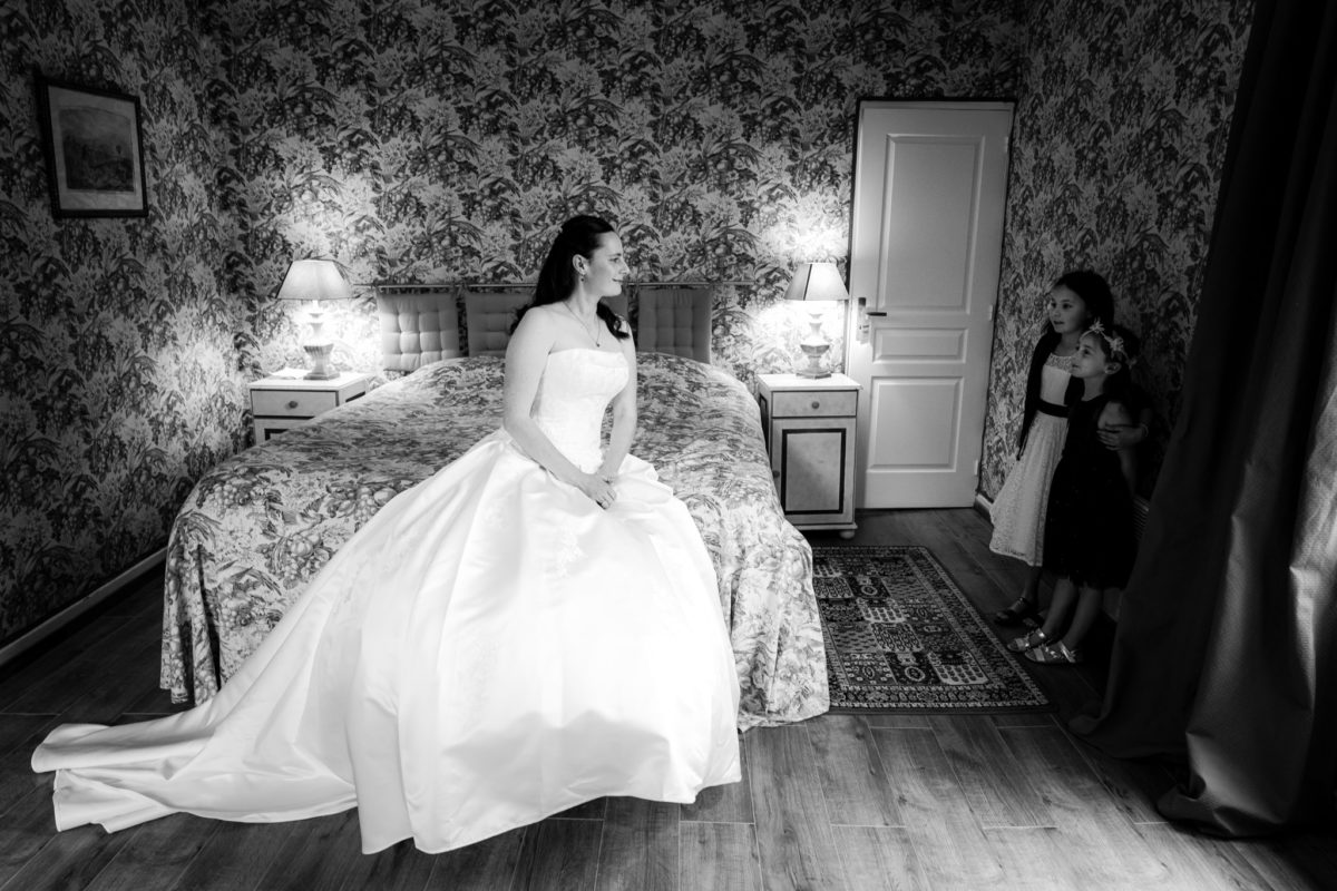 Photographe documentaire Photo-reportage mariage Loiret Gien