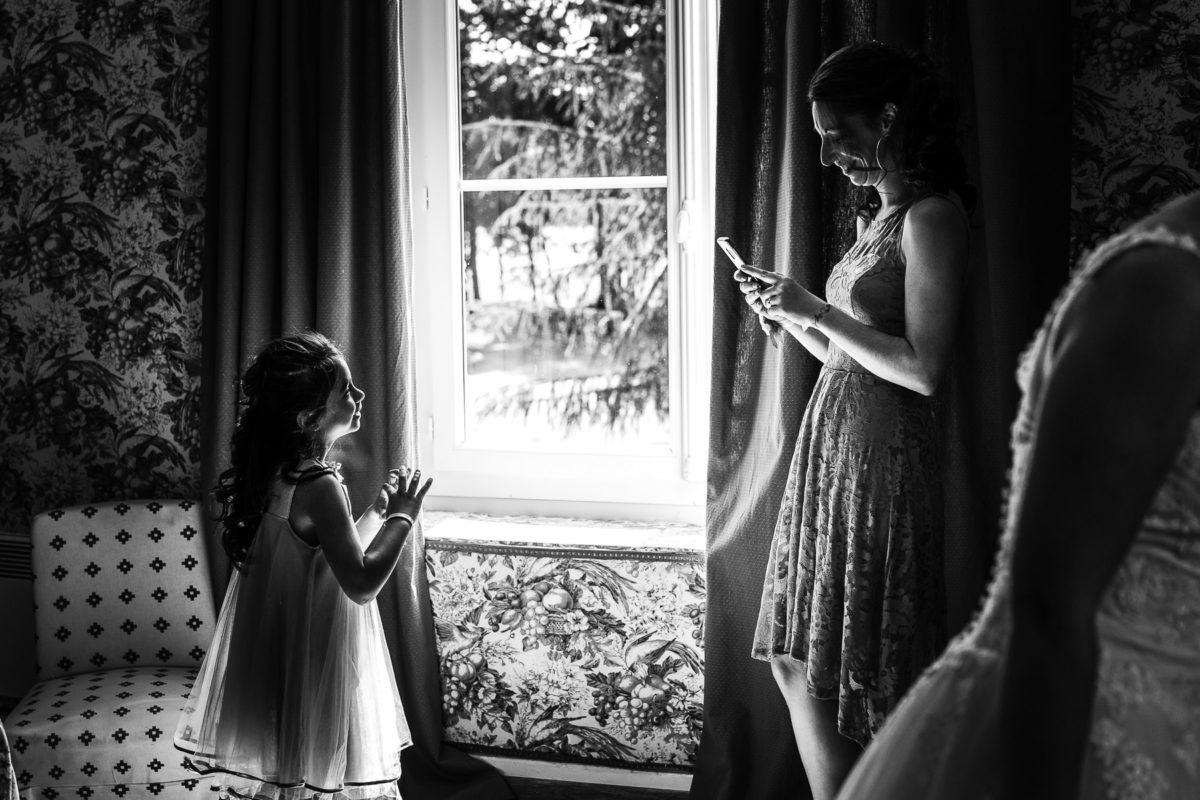 Photographe documentaire Photo-journalisme mariage Loiret