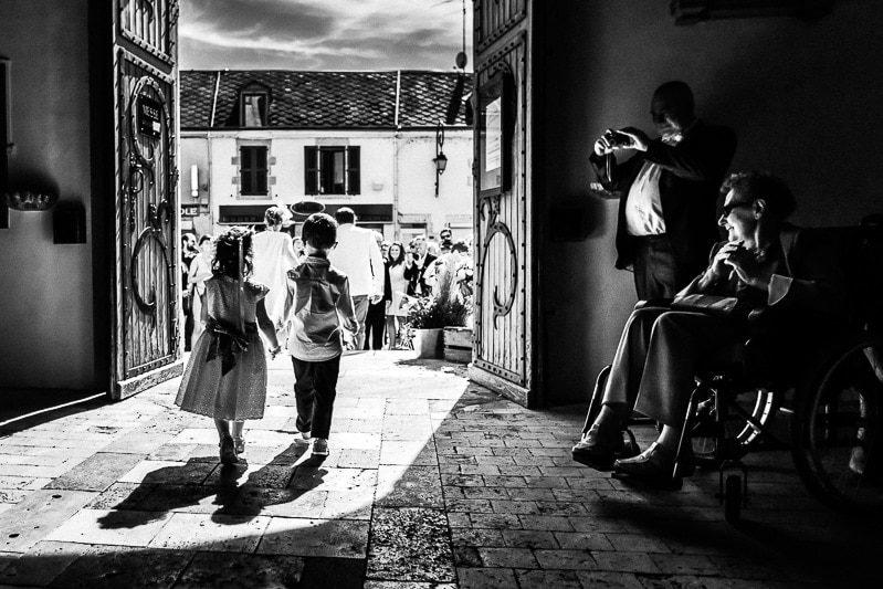 Photographe documentaire Photo-journalisme