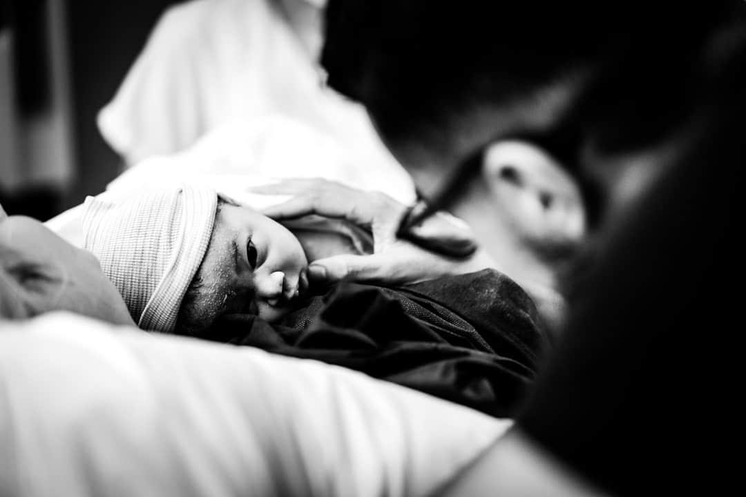 Photographe accouchement maternité de Gien Loiret France