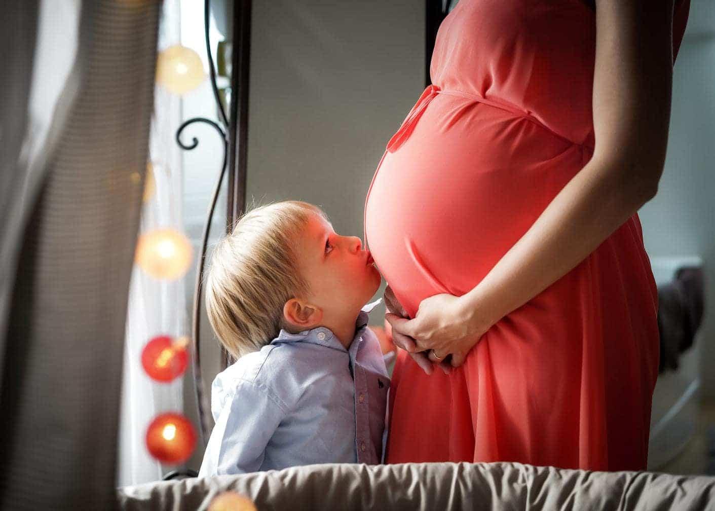 Photographe Loiret reportage famille Orléans Gien grossesse Sully sur Loire